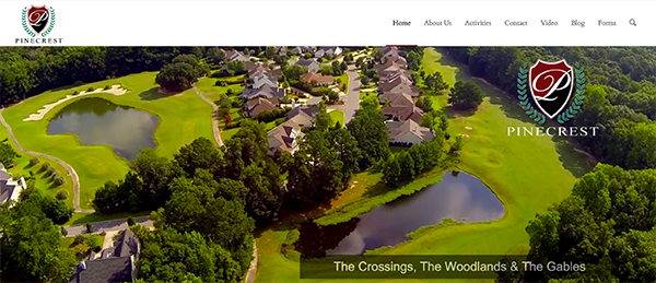 Aerial Photography services at Carolina Web Development